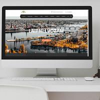 Веб сайт для строительной фирмы
